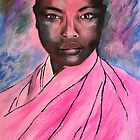 African Woman by Lynda Harris