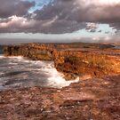Pondalowie Bay by Adam Burke