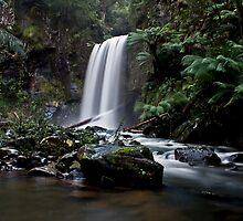 waterfall #2 by ketut suwitra