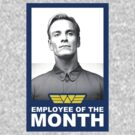 Employee of the month by Yiannis  Telemachou