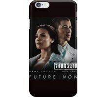 NICK JONAS FUTURE NOW TOUR iPhone Case/Skin
