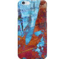 Abstract urban grunge iPhone Case/Skin