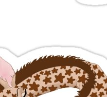 Giraffe Dreams Sticker