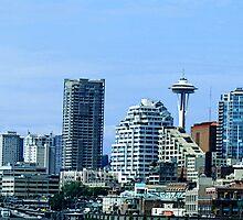 Seattle Washington by Tori Snow