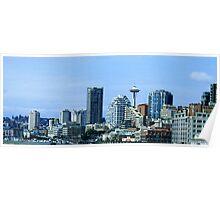 Seattle Washington Poster