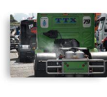 Trucks Canvas Print