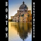 The First Church of Christ, Scientist, in Boston, Massachusetts by LudaNayvelt