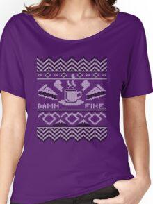 Damn Fine Sweater Women's Relaxed Fit T-Shirt