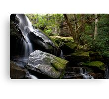 Valley Fall Canvas Print
