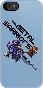 Metal Warriors by Martin Millar