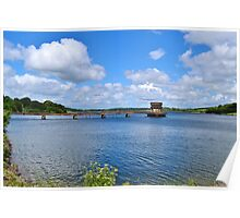 Llandegfedd Reservoir  Poster