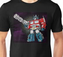 Transformers Optimus Prime Chibi Unisex T-Shirt