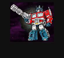 Transforming Mech Leader Optimal Primus Unisex T-Shirt
