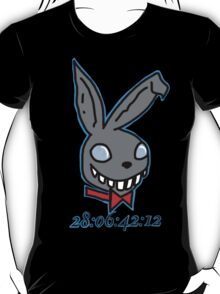 frank the 6-foot tall playboy bunny T-Shirt
