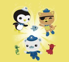 Octonauts, to your stations! Kids Clothes