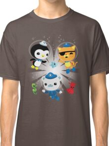 Octonauts, to your stations! Classic T-Shirt