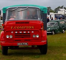 Commer by Mike Streeter