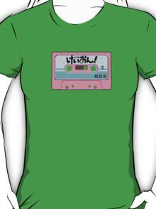 K-On! Cassette Design T-Shirt