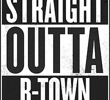 Straight Outta B-Town - Indiana University by hoosier