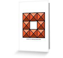 Design 133 Greeting Card