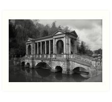 Palladian Bridge, Bath Art Print