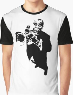 Louis Armstrong t-shirt Graphic T-Shirt