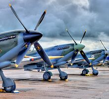12 Blades - HDR by Colin  Williams Photography