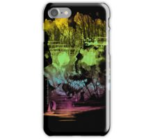 treasure island iPhone Case/Skin