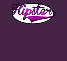 HIPSTER TEE | PURPLE Womens Fitted T-Shirt