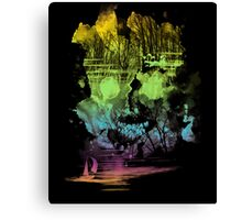 treasure island Canvas Print