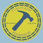 Captain Hammer Converse by Shaun Beresford