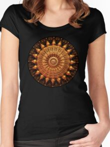 Sun Spur Women's Fitted Scoop T-Shirt