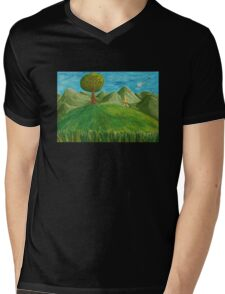 Summer dreams Mens V-Neck T-Shirt