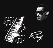 ray charles Kids Clothes
