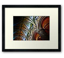 Gloucester Cathedral  Framed Print