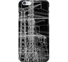 Metallic Maze iPhone Case/Skin