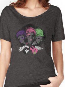 Sheberus Women's Relaxed Fit T-Shirt