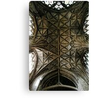 Gloucester Cathedral Canvas Print