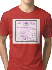 Cecil's Daily Report Tri-blend T-Shirt