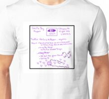 Cecil's Daily Report Unisex T-Shirt