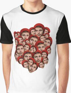 Michael Cera Plz - No Outline Graphic T-Shirt