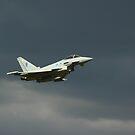 Typhoon Eurofighter by John Dunbar