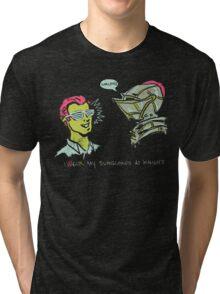 Nice Shades Tri-blend T-Shirt