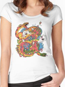 Holiday Imp Women's Fitted Scoop T-Shirt