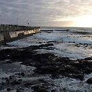 Mouille Point 'Scape at sunset by davridan