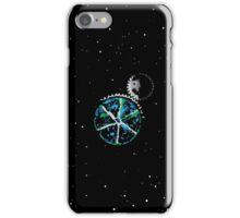 Space Gears iPhone Case/Skin