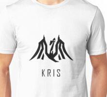 EXO Kris Name Unisex T-Shirt
