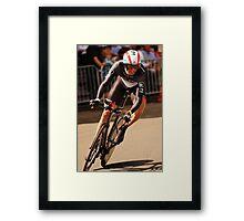 Jens Voigt Framed Print