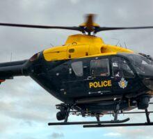 Police Eurocopter EC135T2 Sticker
