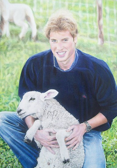 Prince William by Samantha Norbury